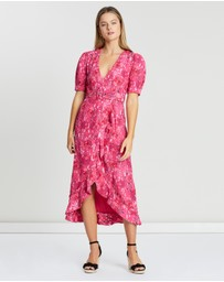 Steele - Bahati Wrap Dress