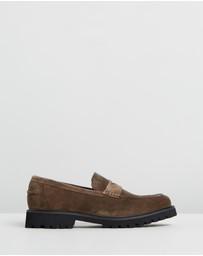 Double Oak Mills - Busan Suede Loafers
