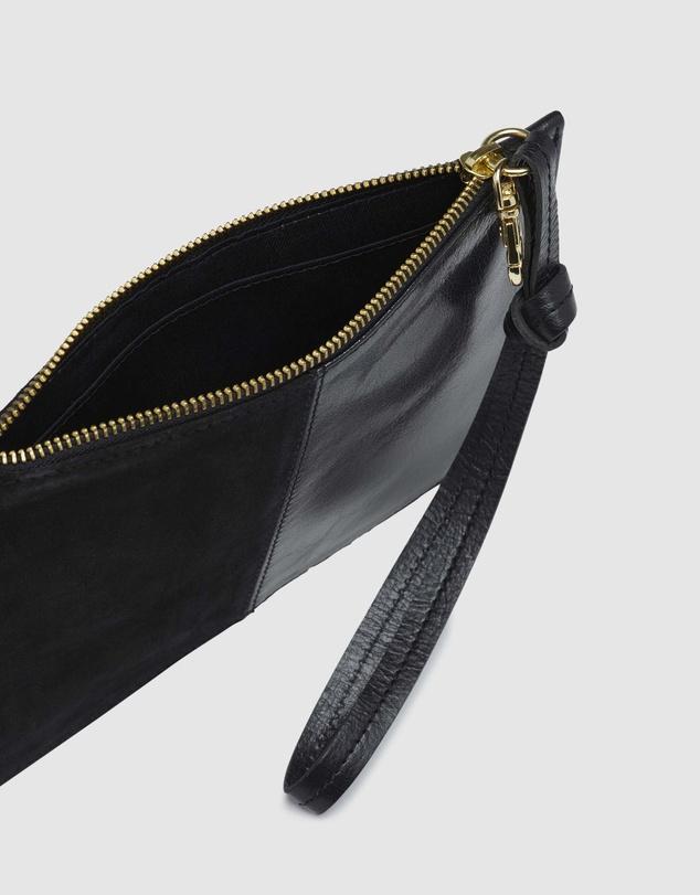 Women Adalynne Leather/suede Wallet