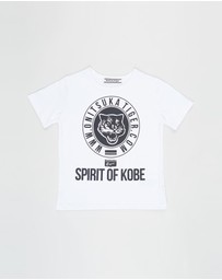 Onitsuka Tiger - Graphic Tee - Kids