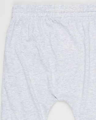 Cotton On Kids Lennie Pants   Kids - Sweatpants (Light Grey Marle)