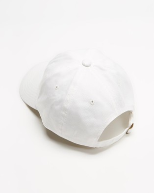 Buba & La Golf Buggy Cap - Headwear (White)