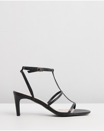 Atmos&Here - Reign Leather Heels