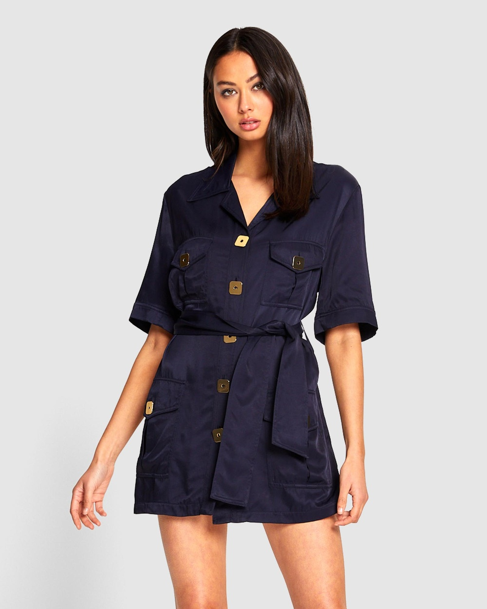 alice McCALL Paloma Jacket Dress Coats & Jackets Navy