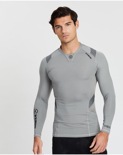 Virus - Co28X CoolJade™ H2X1 X-Form Compression Top