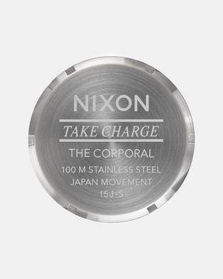 Nixon Corporal SS - Watches (Black)