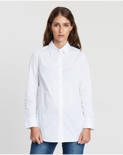 Privilege Metropolitan Shirt Snow
