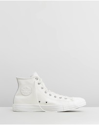Converse - Chuck Taylor All Star Leather High Top Sneakers