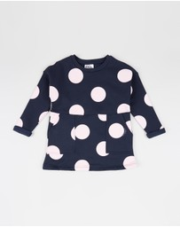 Eve's Sister - Dotty Dress - Kids