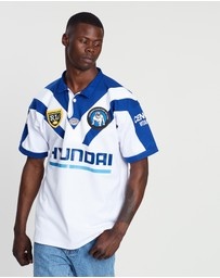 Classic Sportswear - Canterbury-Bankstown Bulldogs 1995 Retro Rugby League Jersey