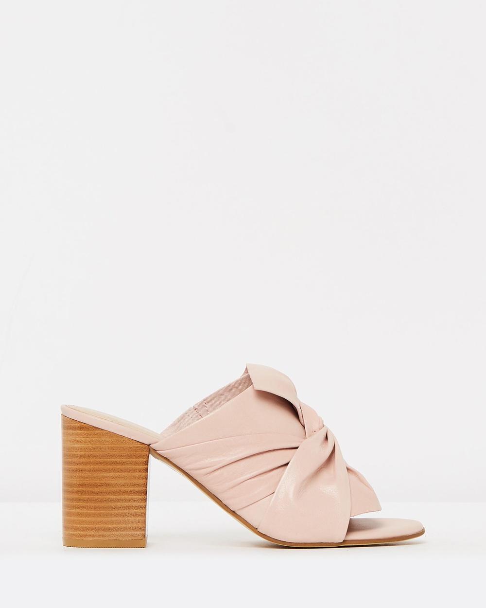 ALDO Kedeide Heels Light Pink Kedeide