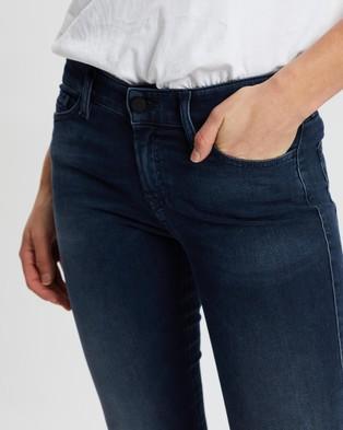 Diesel Slandy Skinny Jeans - Jeans (Dark Blue)