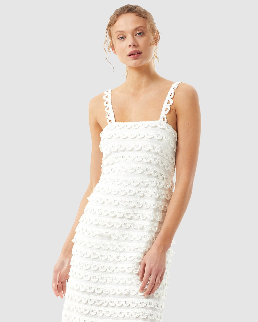 309f85264aad Let Me Be Midi Dress by Stevie May Online | THE ICONIC | Australia
