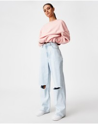 Factorie - High Rise Baggy Jeans