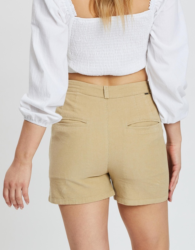 Rusty - Mazey Lab High Shorts