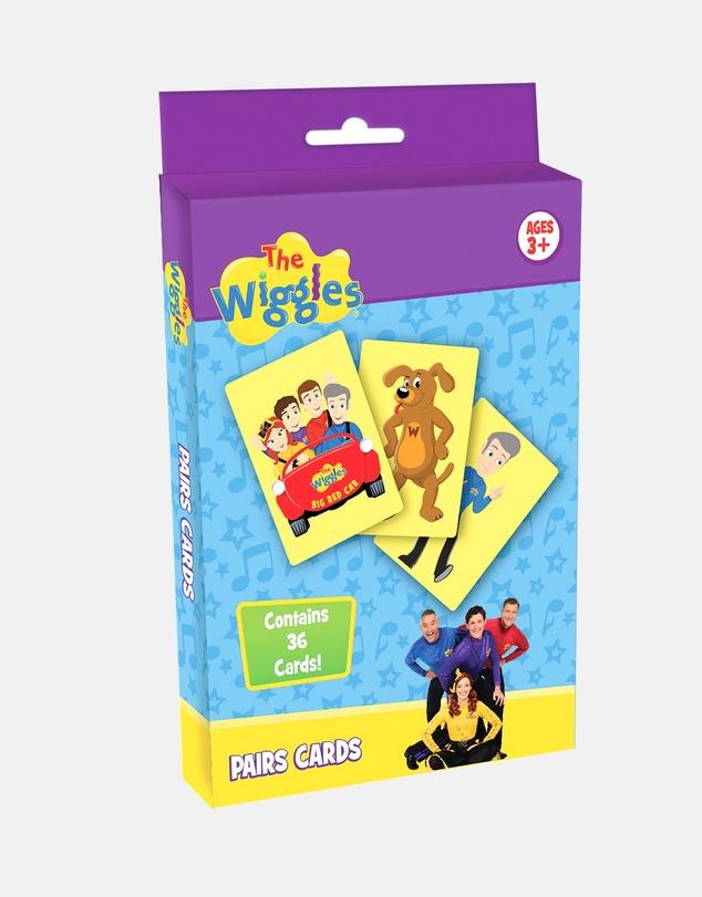 Kids Pairs Card Game - Kids