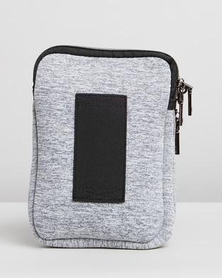 Prene The Mimi Cross Body Bag - Bags (Light Grey Marle)