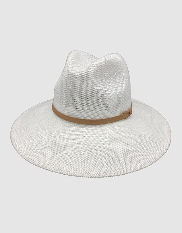 Women Jacaru 1863 Classic White Hat Unisex