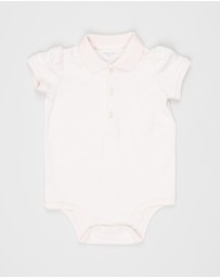 Polo Ralph Lauren - Polo Interlock Bodysuit - Babies