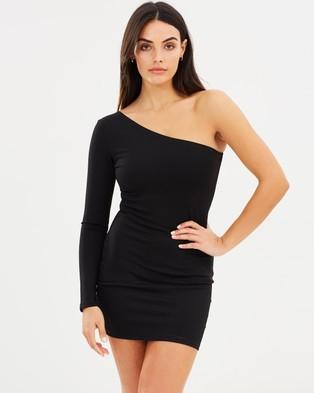 Dahli – One Soldier Army Dress – Bodycon Dresses (Black)