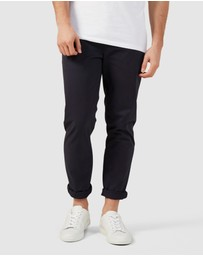 French Connection - Regular Fit Stretch Chino Pants