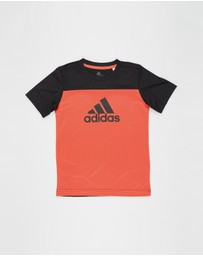 adidas Performance - Equipment Tee - Kids-Teens