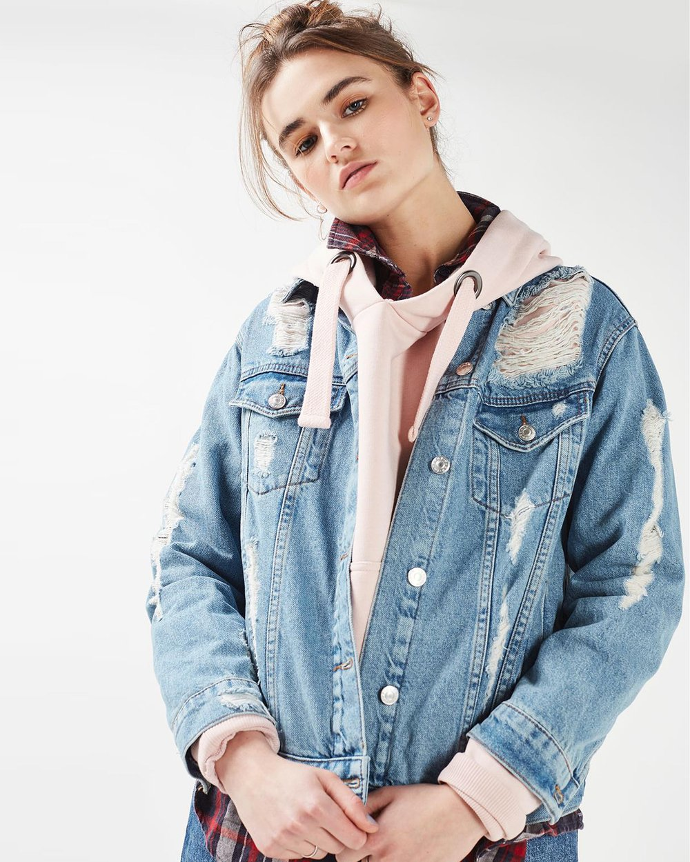 ba82cb4fe80 moto-extreme-rip-oversized-denim-jacket by topshop