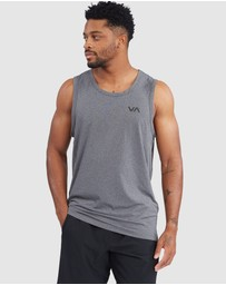 RVCA - Sport Vent Sleeveless Top