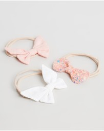ArchNOllie - Sailor Bow Elastic 3-Pack - Kids