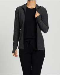 Icebreaker - Descender Long Sleeve Zip Jacket
