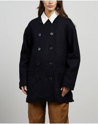 CAMILLA AND MARC - Marano Cocoon Coat