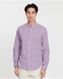 Ben Sherman - LS Mini House Gingham Shirt