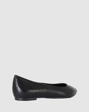Sandler Leah - Ballet Flats (BLACK)