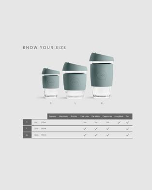 Joco Cups Joco Cup   Utility 6oz - Home (Grey)