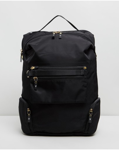 Andi New York The Backpack Black Apple
