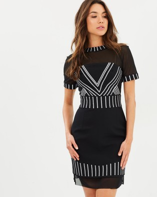 Bless'ed Are The Meek – Beams Dress Black
