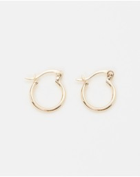 YCL Jewels - Infinite Hoops 12mm