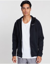 Nike - Dri-FIT Therma Fleece Full-Zip Hoodie
