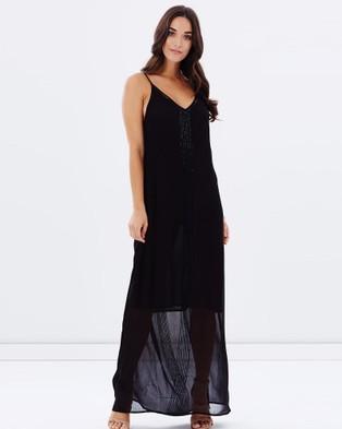 Kaja Clothing – Aria Dress Black