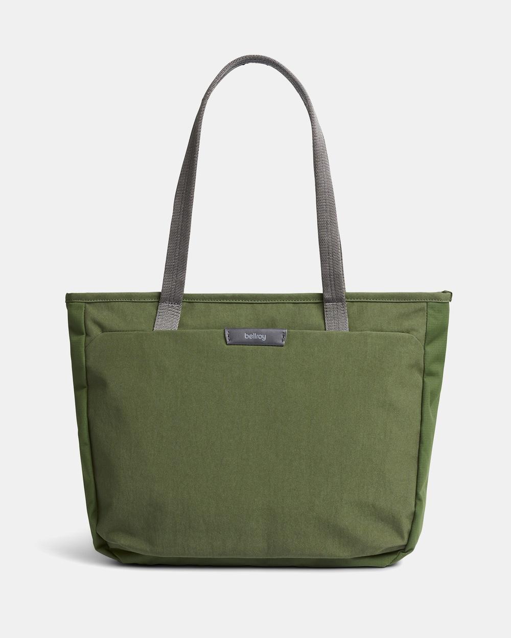 Bellroy Tokyo Tote Compact Handbags Green