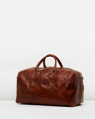 Republic of Florence - Marco Polo - Duffle Bags (Brown) Marco Polo