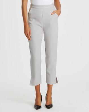 Reux Deposition Pants - Pants (Light Grey)