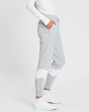 Silent Theory Pronto Jogger Trackpants - Sweatpants (GREY MARLE)