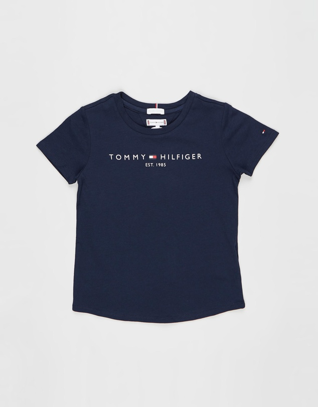 Tommy Hilfiger - Essential Short Sleeve Tee - Kids