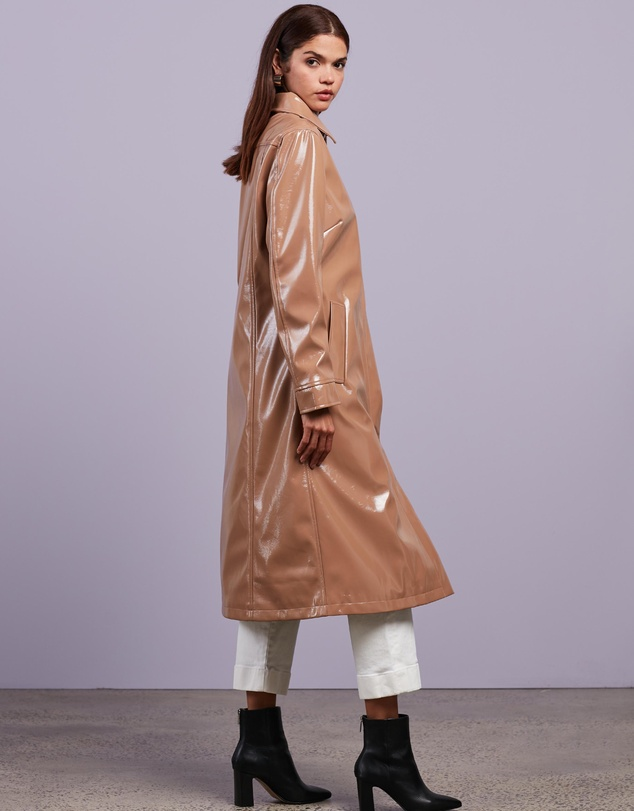 Women Up Your Game Trench