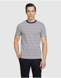 Oxford - Barney Striped T-shirt