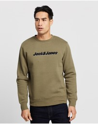 Jack & Jones - Otto Front Logo Sweatshirt