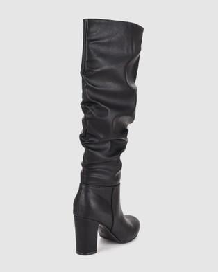 Verali Zante - Knee-High Boots (Black)