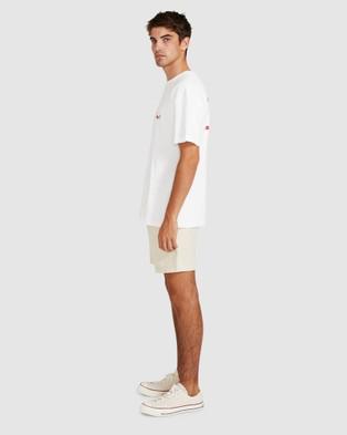 Arvust Otis T Shirt - Short Sleeve T-Shirts (WHITE)