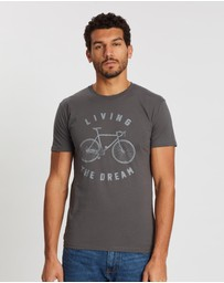 Après Vélo - Living the Dream T-Shirt